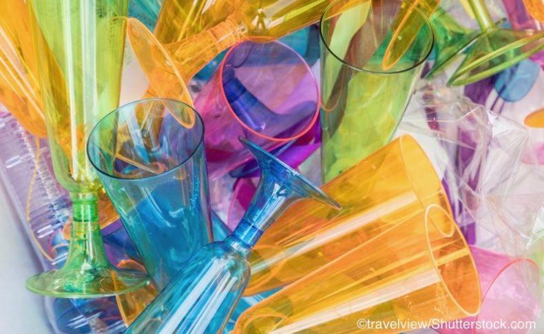 様々なプラスチック