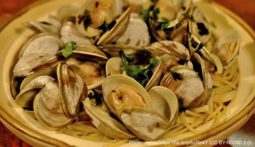 食用貝に潜むマイクロプラスチック問題
