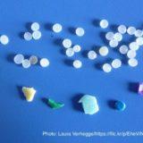 マイクロプラスチックとレジンペレット