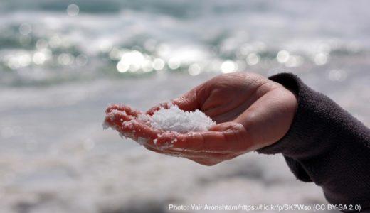 食塩にもマイクロプラスチックが混入ー世界中の塩から検出