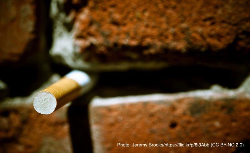 たばこのフィルター