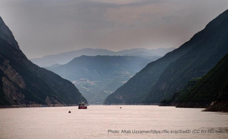 中国の河川