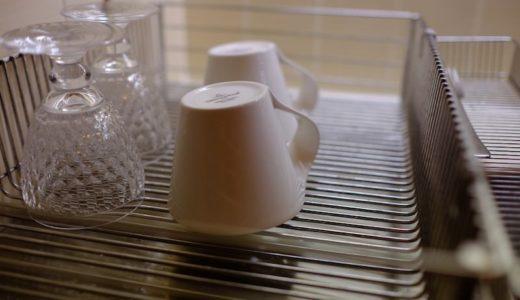 ステンレス&自然素材な食器の「水切りアイテム」!
