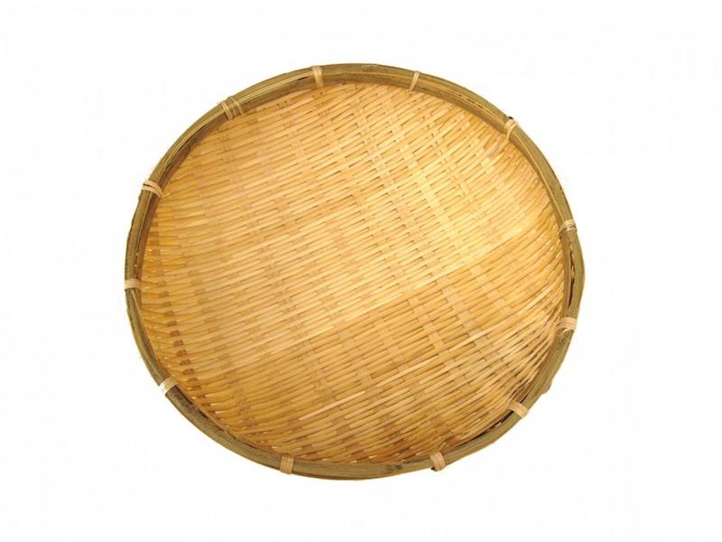 竹製の水切り
