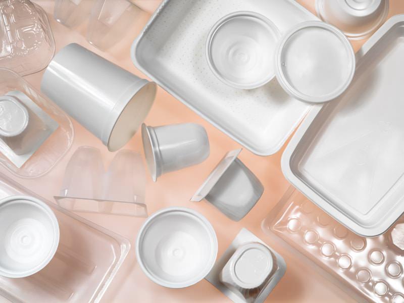 ポリプロピレンのプラスチック製品