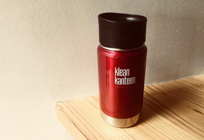 kleankanteen コーヒーボトル