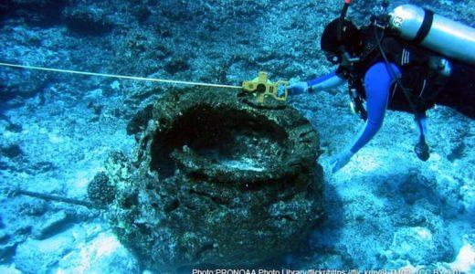 海からゴミをなくす!スキューバダイバーの決心