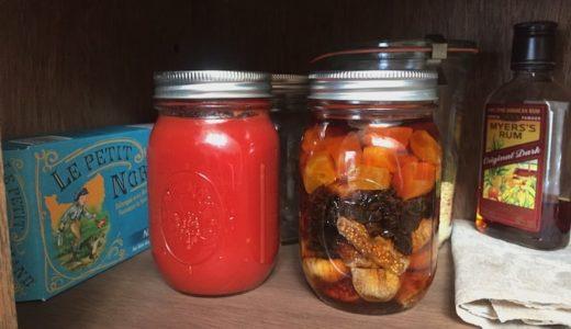 「メイソンジャー」で真空密閉!食品を長期保存する方法
