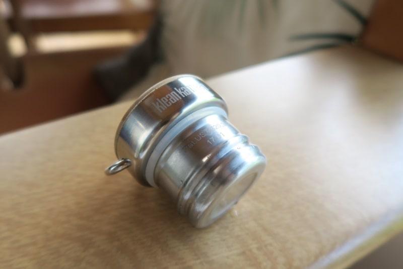 リフレクトインスレートボトルのキャップ