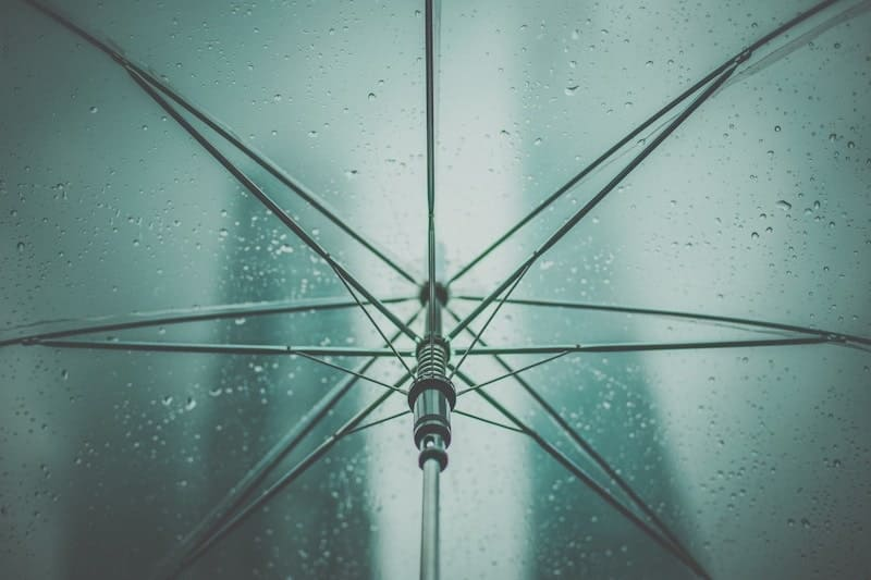 方 ビニール 傘 捨て