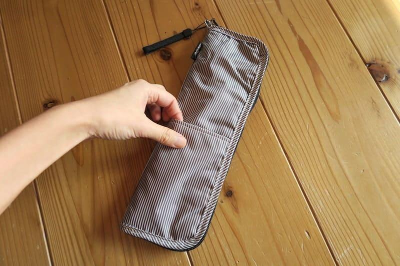 折り畳み傘用のカバー