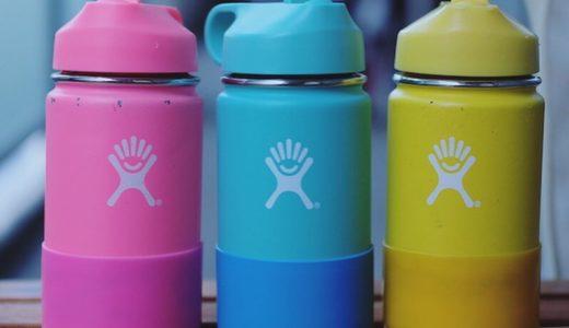 Hydro Flaskのキュートなキッズ用ボトル♪デイリーに使える!