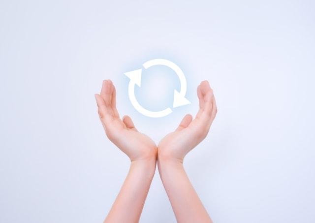 循環を表すイメージ