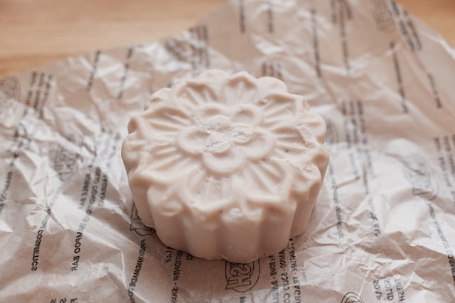 ラッシュの固形石鹸、スノータフィー
